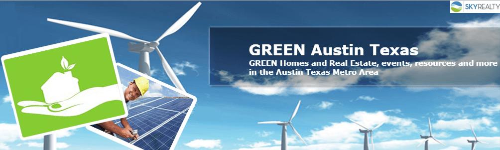 Green Austin Homes