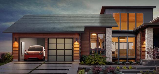 Solar Roof Elon Musk