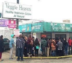 Veggie Heaven Austin Texas