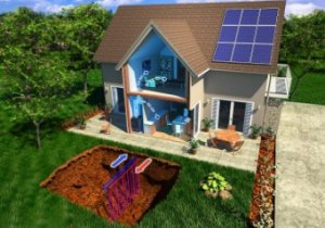 Whisper Valley Geothermal & Solar Energy Homes