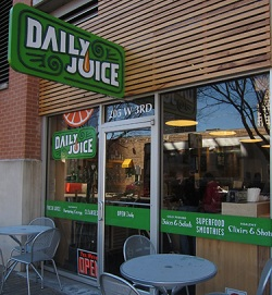 Daily Juice Austin Texas
